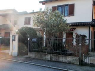Foto - Villetta a schiera via Borgo 109, Sant'Alessio con Vialone
