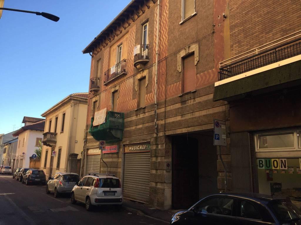 foto ESTERNO Multi-family townhouse via San Carlo Borromeo 37, Rho