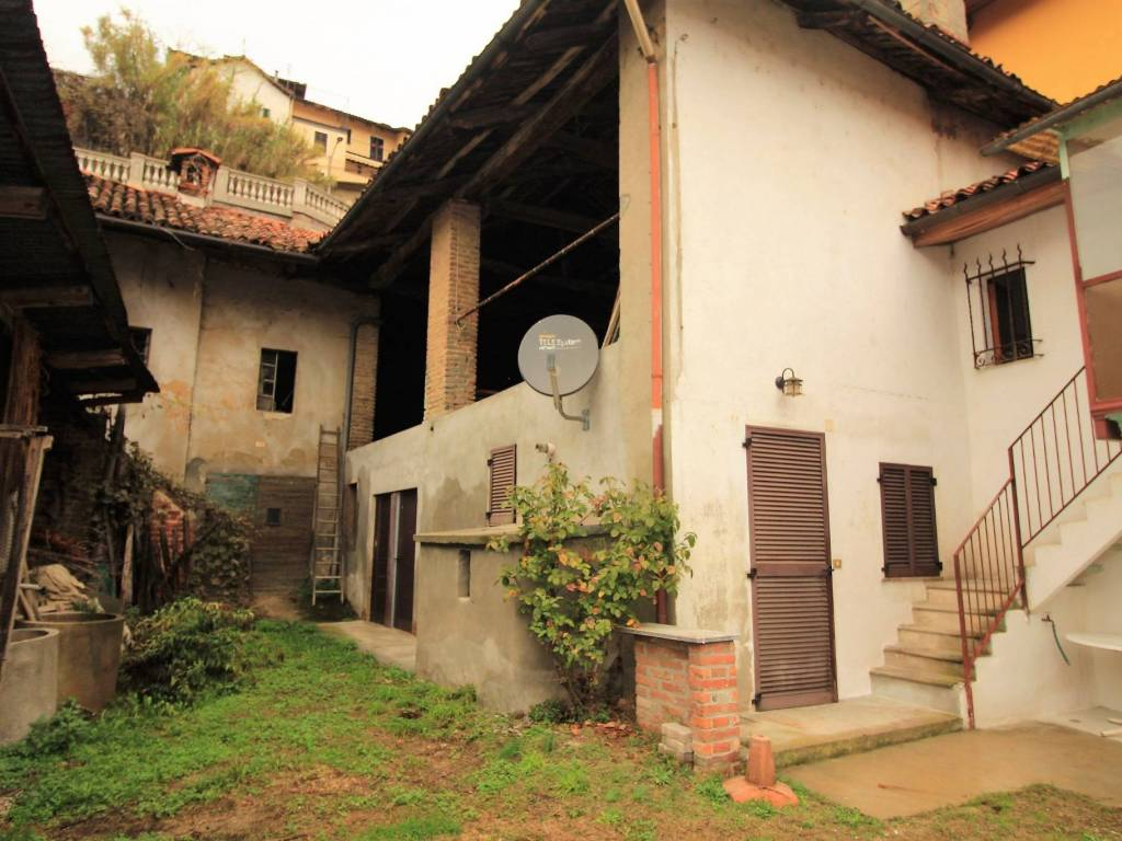 Vendita Rustico in via San Giuseppe Cafasso Castelnuovo ...