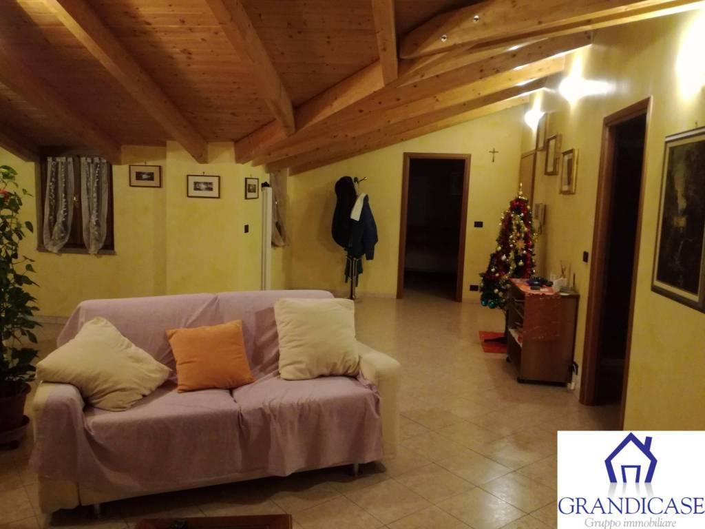 foto soggiorno Apartment via Roma, Montanaro