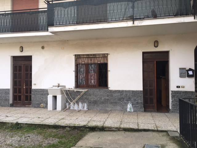 foto TRILOCALE GALLIATE 3-room flat good condition, ground floor, Galliate