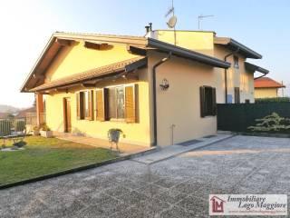 Foto - Villa via Giuseppe Garibaldi, Malgesso