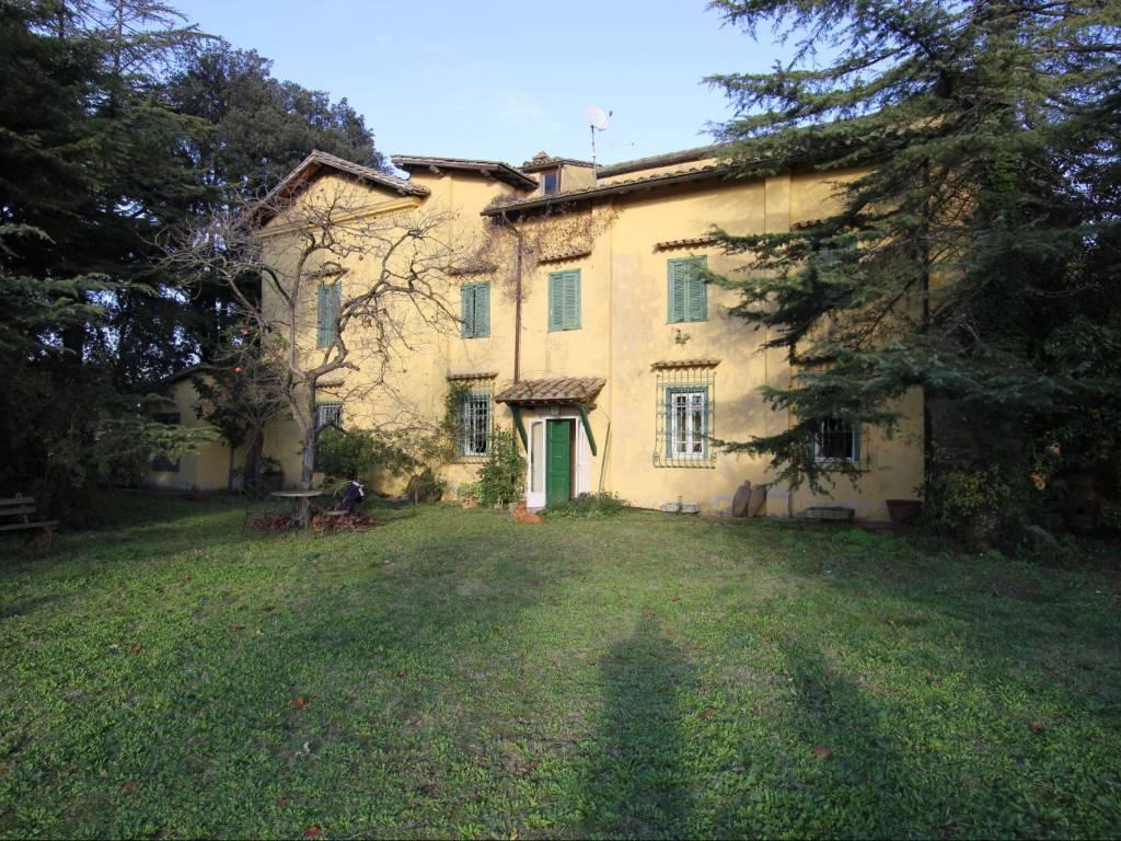 foto villa padronale Villa unifamiliare Strada Provinciale Fiano Civitella, Nazzano