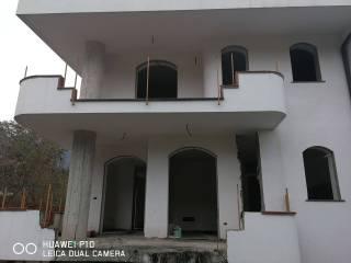 Foto - Villa a schiera via Tito e Costanzo Angelini, Lauro