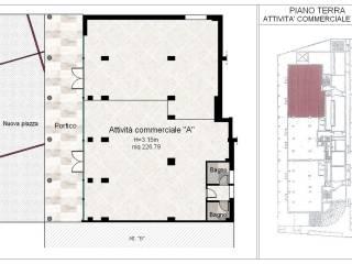 Foto - Loft / Open Space, nuovo, piano terra, San Paolo - Corpolò, Rimini