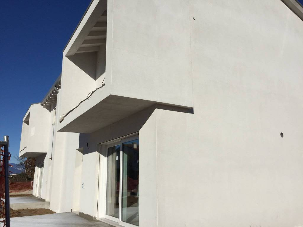 foto ESTERNO Villa, nuova, 148 mq, Galliera Veneta