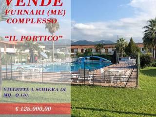 Foto - Villetta a schiera 3 locali, buono stato, Furnari