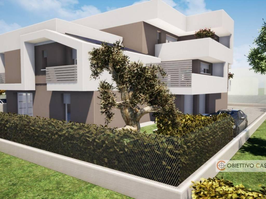 Agenzia Immobiliare Vigodarzere vendita villa a schiera in via roma vigodarzere. nuova