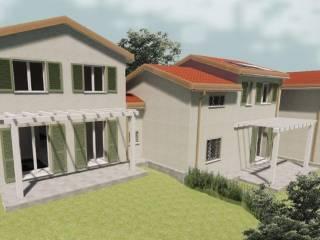 Foto - Villa plurifamiliare, nuova, 100 mq, Castelnuovo Magra