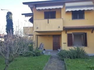 Foto - Villetta a schiera via Luigi Ponti, San Zenone al Po