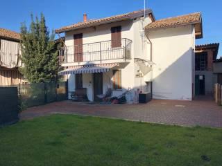 Foto - Villa unifamiliare via Vittorio Veneto 27, San Giorgio di Lomellina