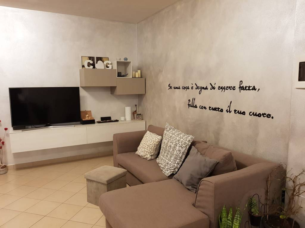 foto Salotto 4-room flat excellent condition, second floor, Luzzara