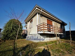 Foto - Villa via Vigna, Beregazzo con Figliaro