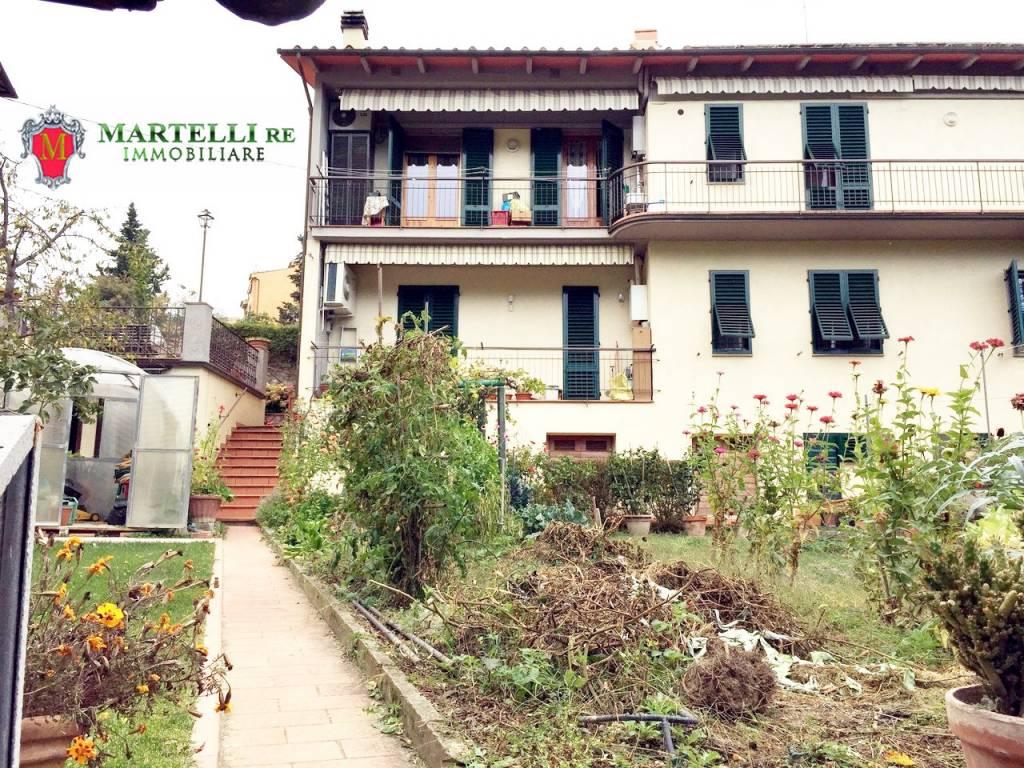 Vendita casa indipendente in via di tizzano bagno a ripoli - Case di san romolo bagno a ripoli ...