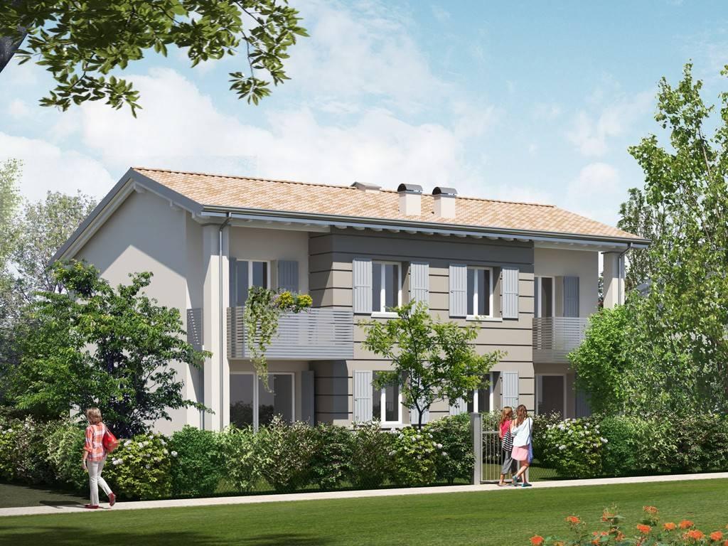 foto Casa abbinata Rio Salicet Villa bifamiliare via Ludovico Ariosto, Rio Saliceto