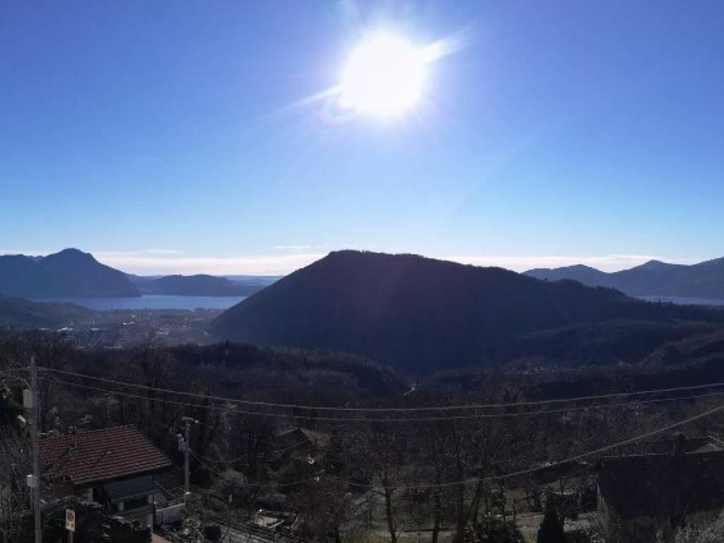 foto vista Two-family villa via Miazzina 7, Cossogno