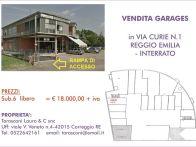 Box / Garage Vendita Reggio Emilia