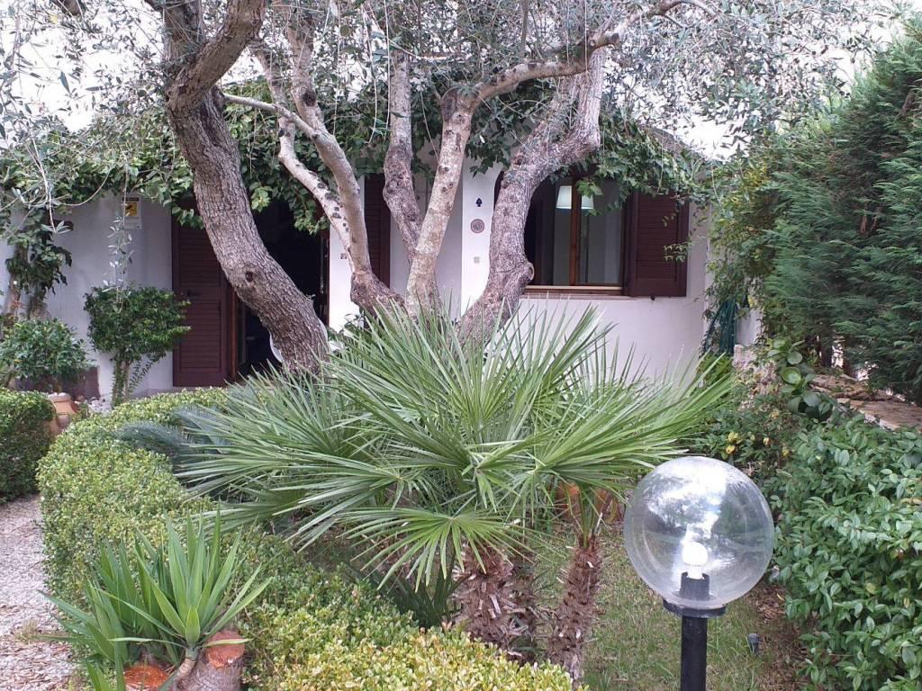 foto Giardino Villa bifamiliare, ottimo stato, 80 mq, Melendugno