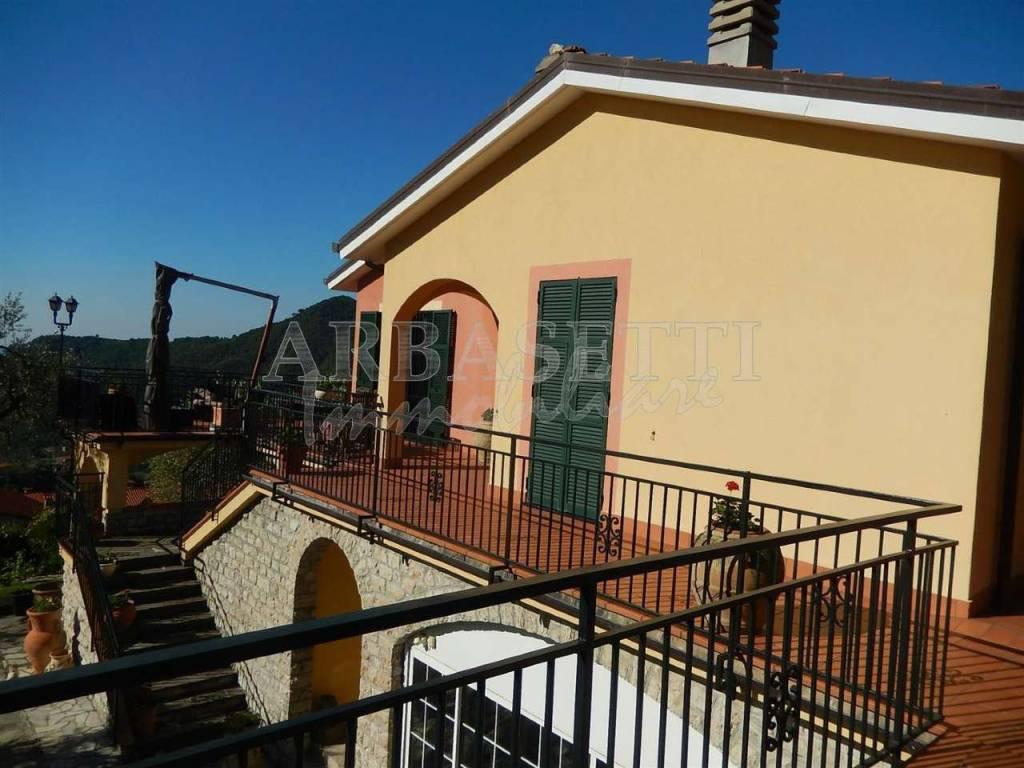 foto  Single family villa via I Maggio, Leivi