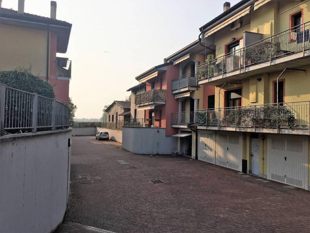 foto  Trilocale via Umberto I, Boffalora d'Adda