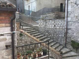 Foto - Casa indipendente Vico 2 Cesare Battisti 10, Montemitro