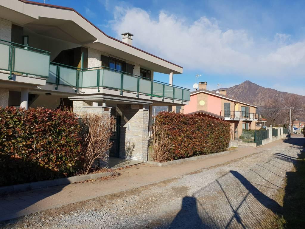foto facciata1 4-room flat via Buttigliera Alta, Rosta