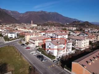 Foto - Attico / Mansarda ottimo stato, 121 mq, Romano d'Ezzelino