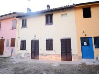 Foto - Casa indipendente 80 mq, buono stato, Miradolo Terme