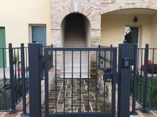 Foto - Trilocale via Chiaravallese 23, Osimo