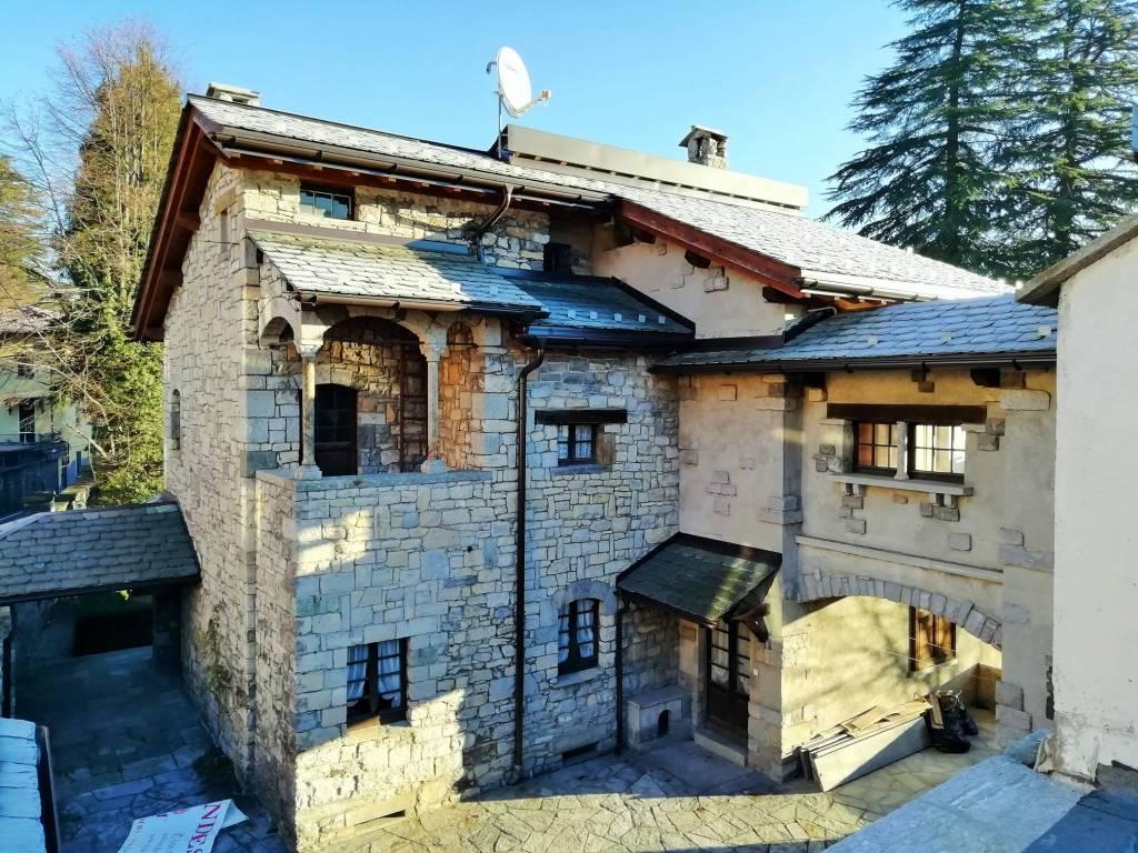 foto facciata Dimora storica via Martino Novi 18, Alta Valle Intelvi