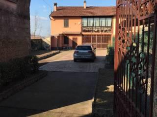 Foto - Casa indipendente vicolo Virgilio 18, Castelnuovo Bocca d'Adda