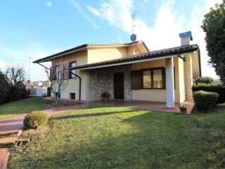 Foto - Villa unifamiliare via Giuseppe Ungaretti 9, Fenili Belasi, Capriano del Colle