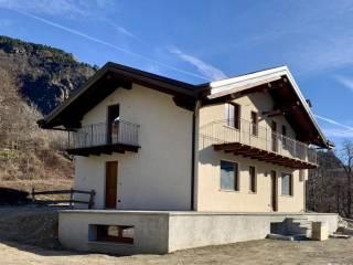 Foto - Appartamento in villa frazione Champeille 7, Villair, Quart
