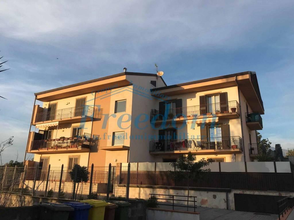 foto Prospetto 3-room flat via Giovanni Pascoli, Belpasso