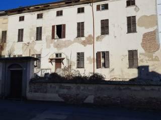 Foto - Palazzo / Stabile, da ristrutturare, Candia Lomellina
