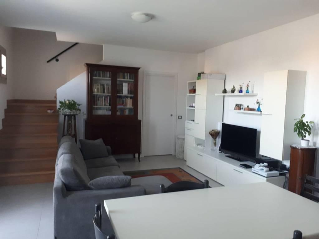 foto soggiorno 3-room flat excellent condition, first floor, Crocetta del Montello
