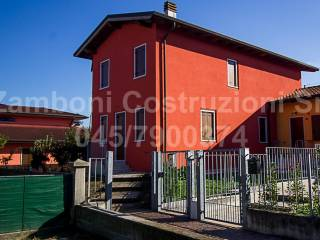 Foto - Villa a schiera via Binalunga, Pradelle, Nogarole Rocca