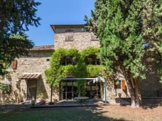 Foto - Villa unifamiliare Strada di Monastero, 9, Cortine, Barberino Val d'Elsa