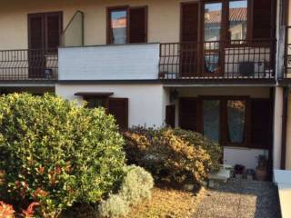 Foto - Villa a schiera via dell' Aurora, Cantello