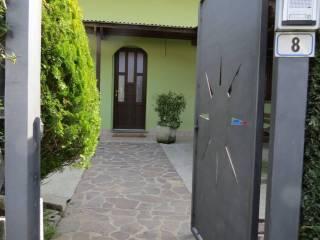 Foto - Villa a schiera via Campasso, Val Brembilla