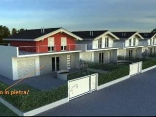 Foto - Villa a schiera via Tagliamento, Appiano Gentile