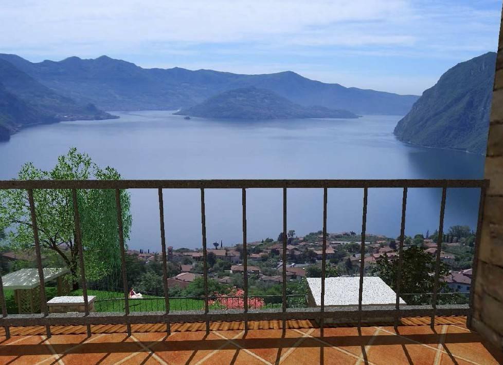 foto  Trilocale via Apostoli, Solto Collina