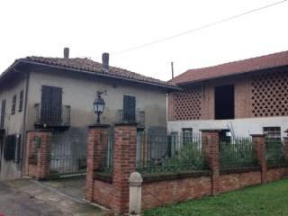 Foto - Casa indipendente 220 mq, da ristrutturare, San Martino Alfieri