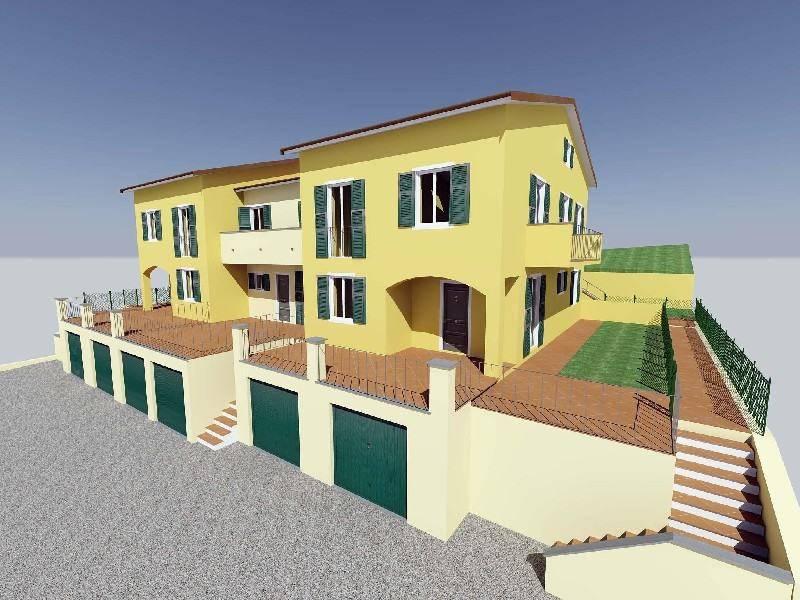 foto  Quadrilocale via Aurelia, Riccò del Golfo di Spezia