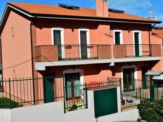 Foto - Villa a schiera via Coccioni, San Silvestro, Santo Stefano, Silvi