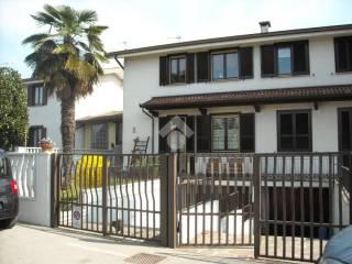 Foto - Villa a schiera via Laghetto 6, Boffalora d'Adda
