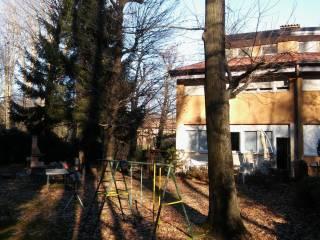 Foto - Villa a schiera 4 locali, buono stato, Venegono Superiore