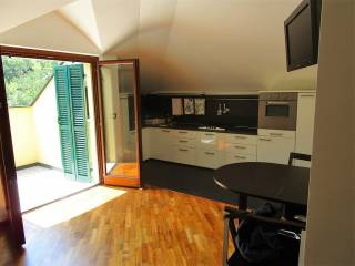 Photo - Penthouse via Acquasanta, Acquasanta - San Carlo, Genova