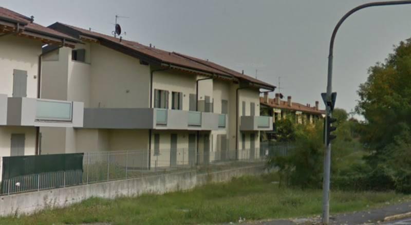 foto esterno Trilocale via Rossini, Treviolo