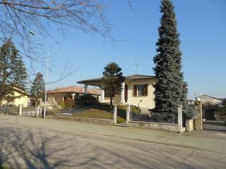 Foto - Villa bifamiliare via Papa Giovanni XXIII 12, Milzano